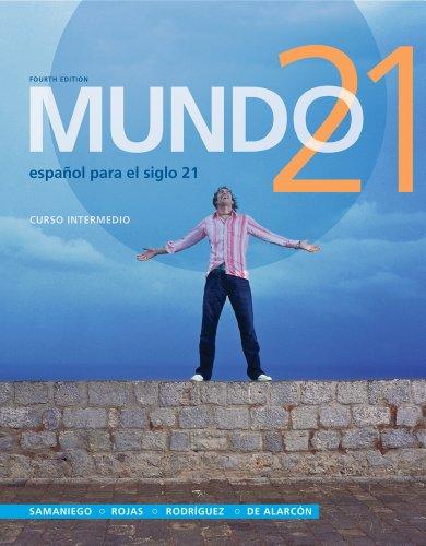 9781111977498: Bundle: Mundo 21, 4th + Premium Web Site Printed Access Card + Quia Printed Access Card
