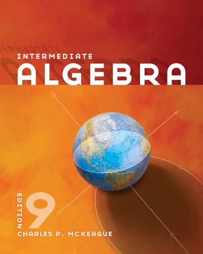 Bundle: Intermediate Algebra, 9th + Enhanced WebAssign with eBook LOE Printed Access Card for ...