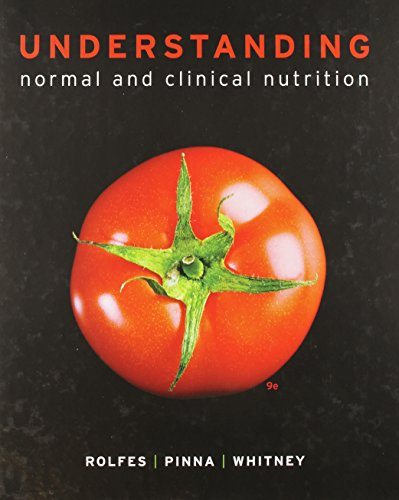 9781111985868: Bundle: Understanding Normal and Clinical Nutrition, 9th + Diet Analysis Plus 2-Semester Printed Access Card, 10th