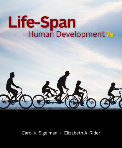 Bundle: Life-Span Human Development, 7th + Psychology: Carol K. Sigelman/