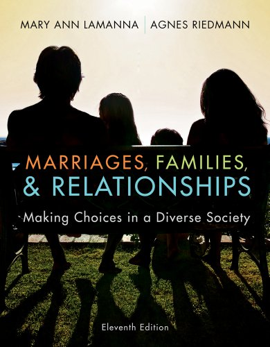 9781111986186: Bundle: Marriages, Families, and Relationships: Making Choices in a Diverse Society, 11th + Family & Consumer Science CourseMate with eBook Printed Access Card