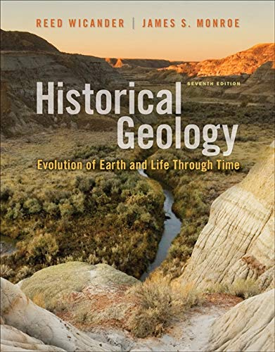 9781111987299: Historical Geology: Evolution of Earth and Life Through Time