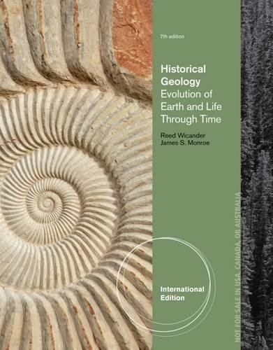9781111987312: Historical Geology, International Edition