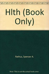 HLTH (Book Only): Spencer A. Rathus,