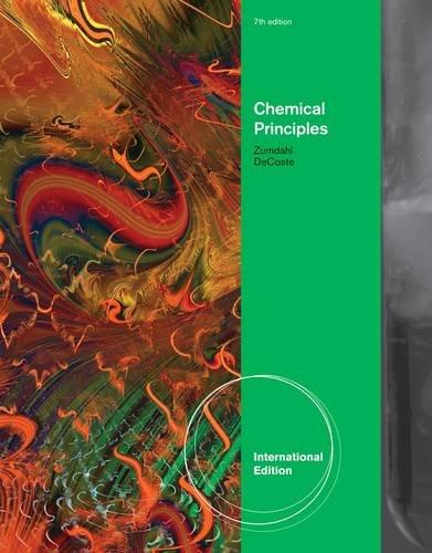 9781111989002: Chemical Principles