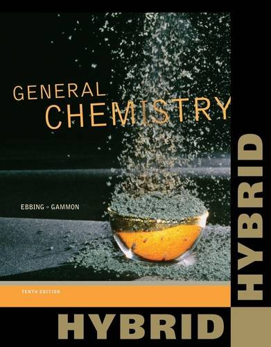 9781111989477: General Chemistry, Hybrid (with OWL 24-Months Printed Access Card) (Cengage Learning?s New Hybrid Editions!)