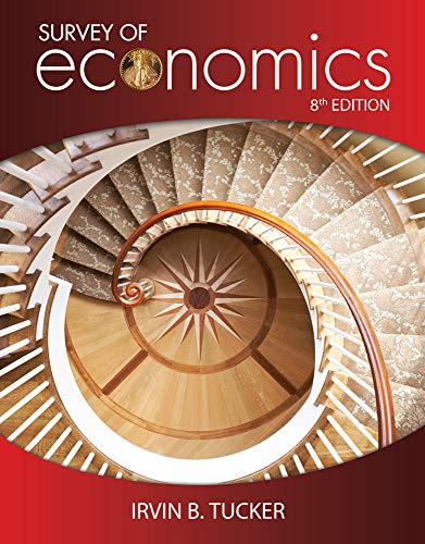 9781111989668: Survey of Economics