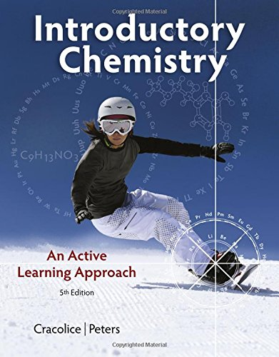 9781111990077: Introductory Chemistry: An Active Learning Approach, 5th Edition