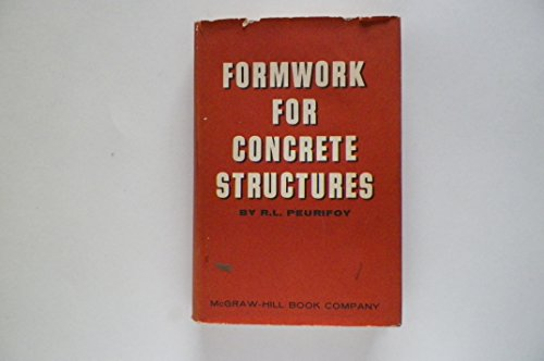 9781111993450: Formwork for concrete structures