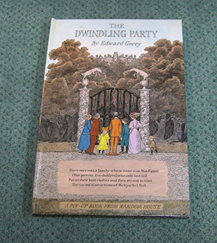 9781111995423: Dwindling Party 1ST Edition