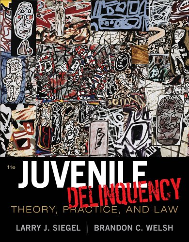 Bundle: Juvenile Delinquency: Theory, Practice, and Law + Criminal Justice CourseMate with eBook ...