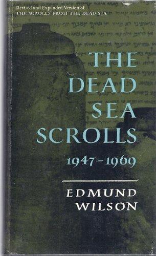 9781112241567: THE DEAD SEA SCROLLS 1947-1969