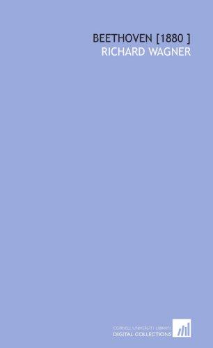 9781112438271: Beethoven [1880 ]