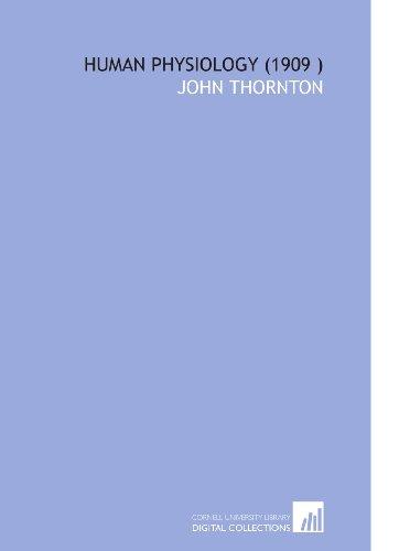 9781112551505: Human Physiology (1909 )