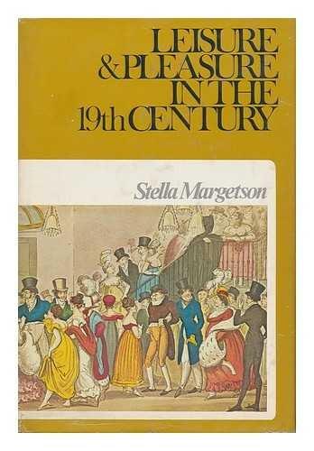 9781112689147: Leisure & Pleasure in the 19th Century