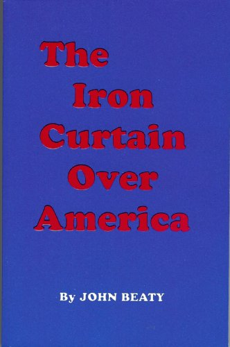 9781112762062: The iron curtain over America