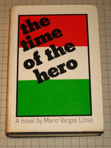 9781112776007: The Time of the Hero