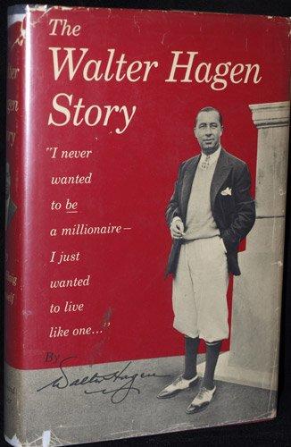9781112784958: The Walter Hagen story,