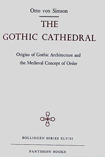 9781112852848: Gothic Cathedral 2ND Edition Revised