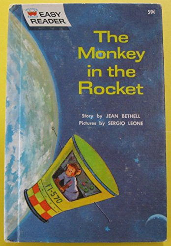 9781112919756: The Monkey in the Rocket: A Wonder Books Easy Reader