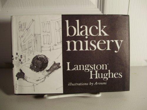 9781112932427: Black Misery 1ST Edition