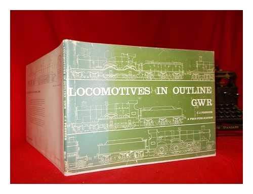 9781112942143: Locomotives in Outline GWR