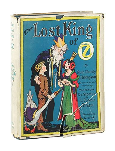 9781112945076: The Lost King Of Oz