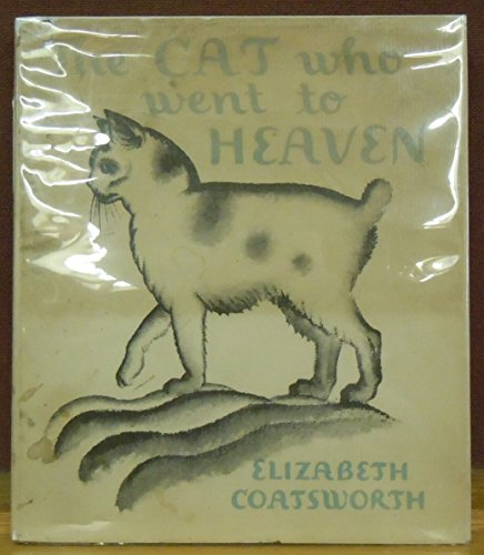 9781112962004: THE CAT WHO WENT TO HEAVEN (1960's prt)