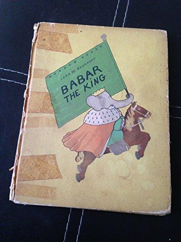 9781112991332: Babar the King