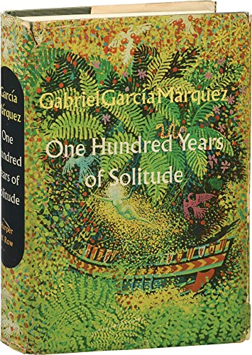 9781112999550: One Hundred Years of Solitude, 1st Edition