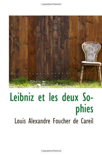 9781113015891: Leibniz et les deux Sophies