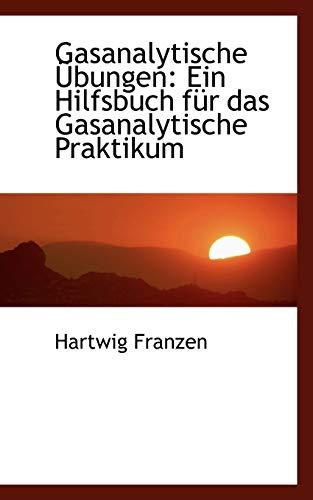 9781113094933: Gasanalytische Übungen: Ein Hilfsbuch für das Gasanalytische Praktikum
