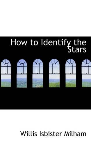 9781113098498: How to Identify the Stars