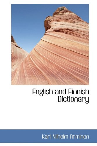 9781113126771: English and Finnish Dictionary