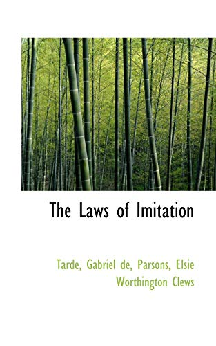 9781113159137: The Laws of Imitation