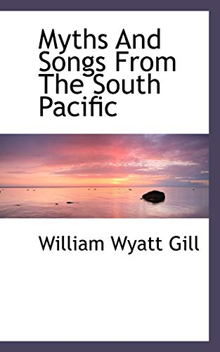 9781113163073: Myths And Songs From The South Pacific