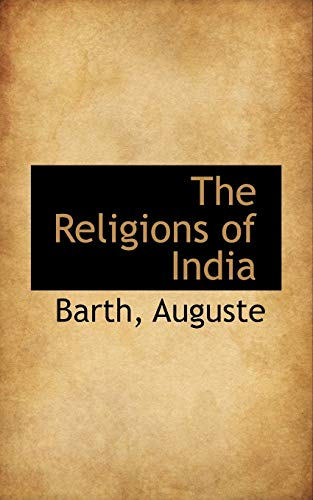 9781113168931: The Religions of India