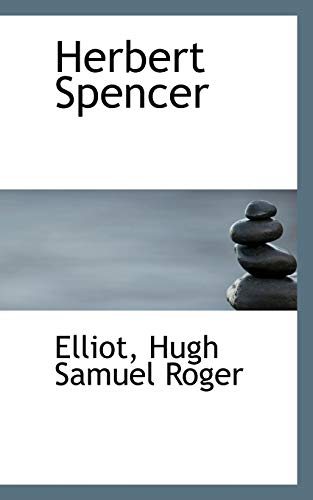 9781113200136: Herbert Spencer