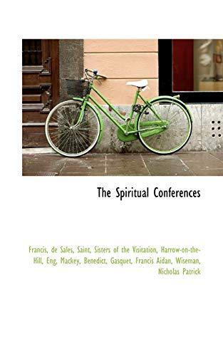 9781113217356: The Spiritual Conferences