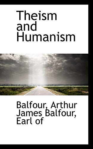 9781113220738: Theism and Humanism