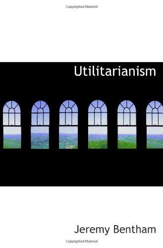 9781113265975: Utilitarianism