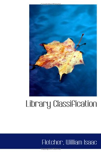 9781113280923: Library Classification