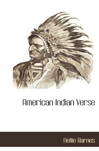 9781113319456: American Indian Verse