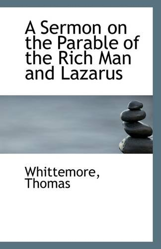 9781113327208: A Sermon on the Parable of the Rich Man and Lazarus