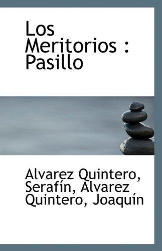9781113350572: Los Meritorios: Pasillo