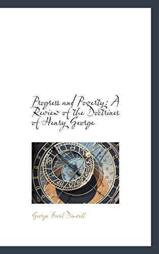 9781113365385: Progress and Poverty: A Review of the Doctrines of Henry George