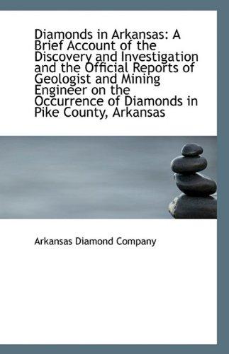 9781113384928: Diamonds in Arkansas