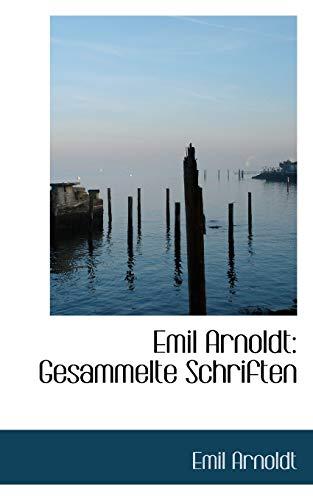 9781113401236: Emil Arnoldt: Gesammelte Schriften