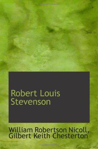 9781113408426: Robert Louis Stevenson