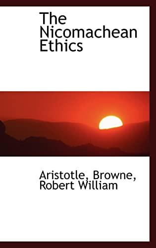 9781113478962: The Nicomachean Ethics